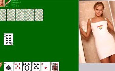 очков играть карты на раздевание