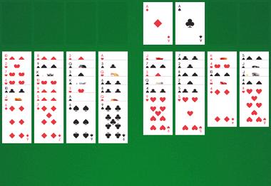 Игра карты косынка играть бесплатно скачать