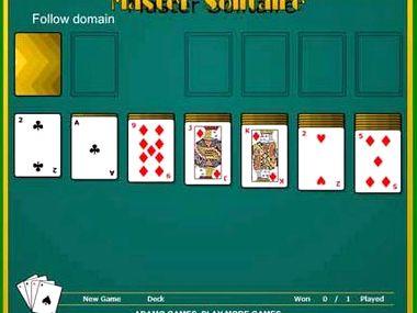 играем в карты онлайн пасьянсы