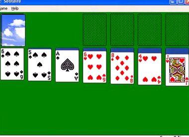 пасьянс игральные играть карты бесплатно косынка