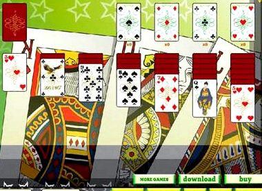 бесплатно играть в в карты косынка пасьянс 3