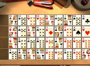 Игра карты паук 2 масти играть бесплатно коврик 36 карт