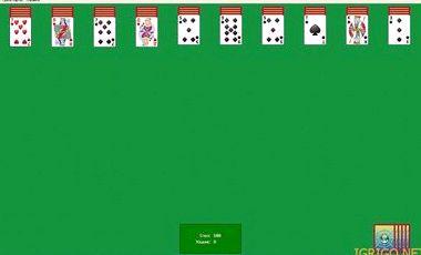 игра паук 4 масти играть бесплатно онлайн