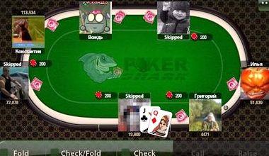 приложение покер шарк